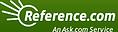 Reference com logo