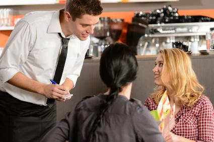Restaurant Mystery Shopping Interaction