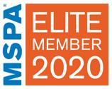 MSPA Elite 2020 Logo