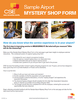 Sample_Airport_Mystery_Shop_Form_CSE_Inc